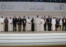 Innovation and excellence celebrated at the 2018 ADIPEC Awards