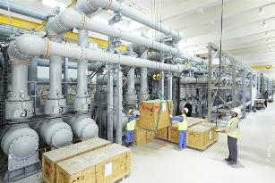 ABB wins 100 mill gas plant project