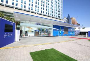 ADNOC On the go station model
