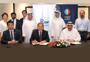 Second major contract signing boosts ENOC refinery expansion
