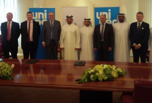 Uniper LNG deal Oil Review Middle East