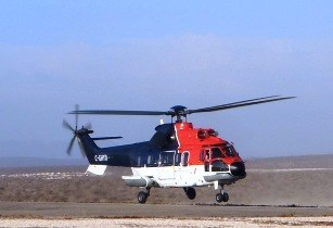 helicopter CHC