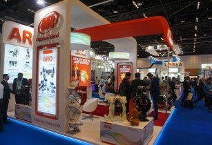 Ingersoll rand stand