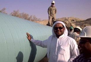 SWCC Pipeline Rehab Al-Bargash Contractor Qatif